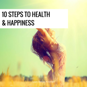 The key to implementing healthier habits.
