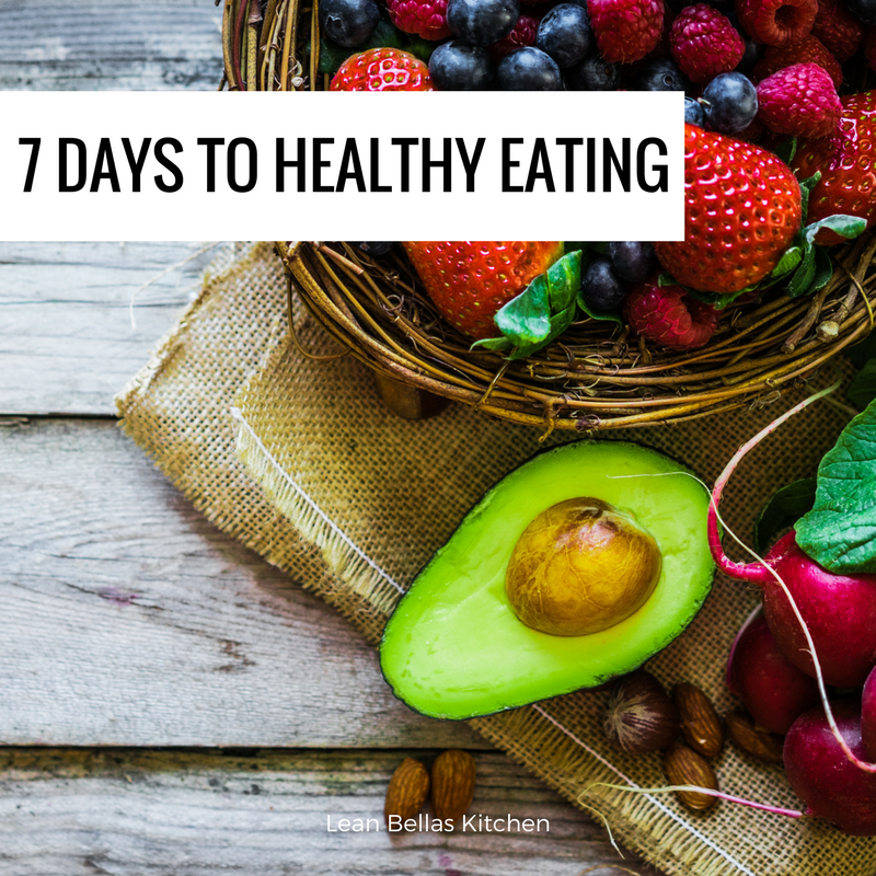 7 Days to healthy eating product image