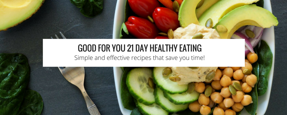 Banner image for 21 day healthy eating