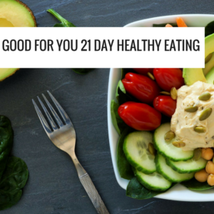 Jumpstart your healthy eating with weekly plan and grocery list.