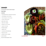 21 Dinner Recipes