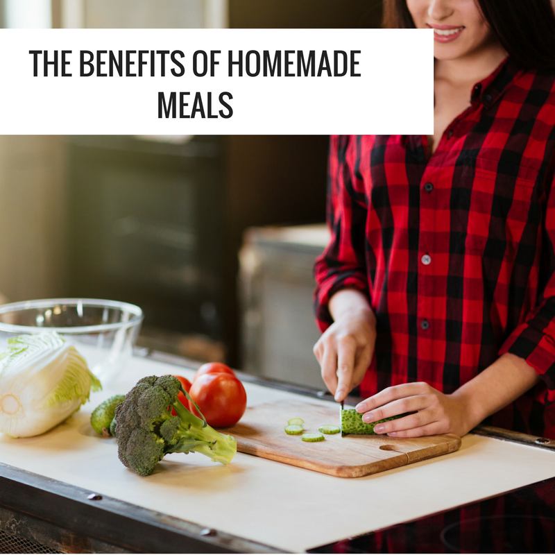 the benefits of homemade meals 2