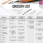 plant fueled grocery list