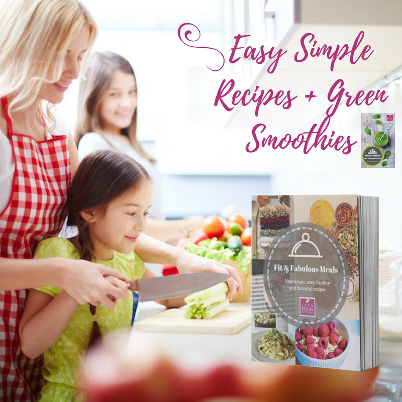 recipes + green smoothies